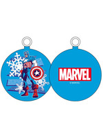 Marvel - Captain America Snow Ornament