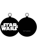 Star Wars - White Logo Ornament