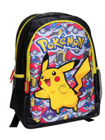 Pokemon - Pikachu with PokéBalls Backpack