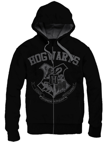 Harry Potter - Hogwarts School Hooded Sweater