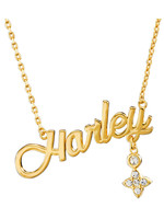 Suicide Squad - Harley Quinn's Necklace (gold-plated)