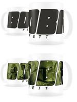Star Wars - Boba Fett Heat Change Mug
