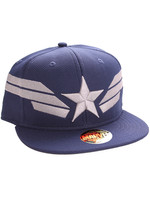 Captain America - Star Wings Adjustable Cap