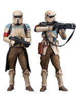 Star Wars Rogue One - Scarif Stormtrooper 2-Pack - Artfx+
