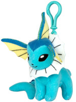 Pokemon - Vaporeon Plush Keychain