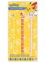 Pokemon - Pencil with Topper 3-Pack