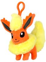 Pokemon - Flareon Plush Keychain