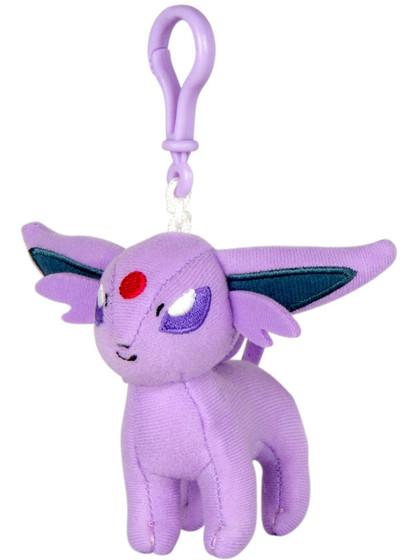 Pokemon - Espeon Plush Keychain
