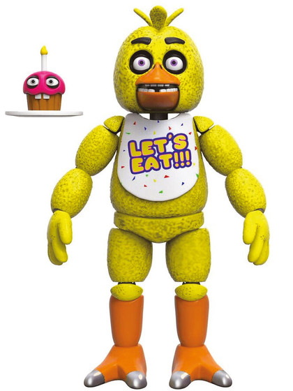 Five Nights at Freddy's - Chica