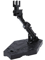Gundam - Action Base 2 Display Stand Black - 1/144