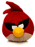 Angry Birds - Red Plush - 20 cm