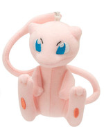 Pokemon - Mew Plush Keychain - 9 cm