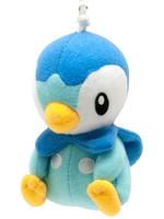 Pokemon - Piplup Plush Keychain - 9 cm