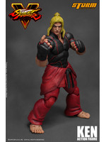Street Fighter V - Ken - Storm Collectibles