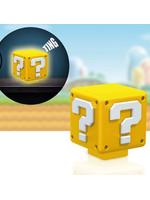Super Mario - Question Block Nightlight with Sound