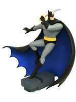 Batman The Animated Series - Hardac Batman Statue - DC Gallery