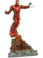 Marvel - Civil War Iron Man - Milestones Statue