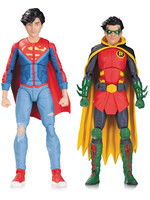 DC Comics Icons - Robin & Superboy 2-Pack