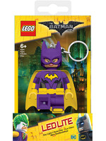 LEGO Batman - Batgirl Mini-Flashlight with Keychains