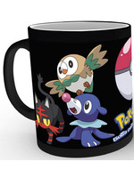 Pokemon - Catch Em All Heat Change Mug