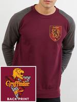 Harry Potter - Gryffindor Long Sleeve Shirt