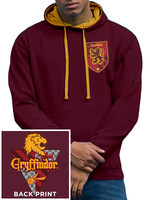 Harry Potter - Gryffindor Hooded Sweater