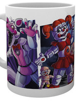 Five Nights at Freddy's - Sister Location Characters Mug
