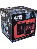 Star Wars Rogue One - Death Star Heat Change Mug