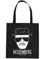 Breaking Bad - Heisenberg Tote Bag Black