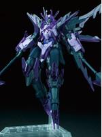 HGBF Transient Gundam Glacier - 1/144