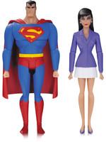 Superman The Animated Series - Superman & Lois Lane