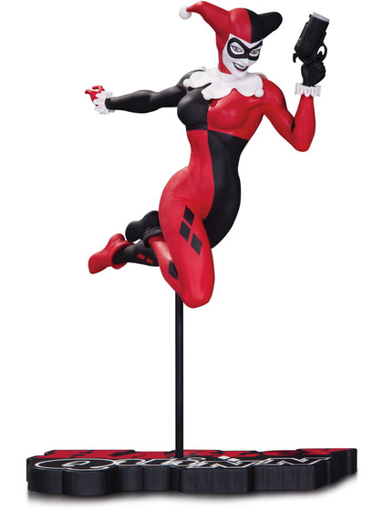 DC Comics Red, White & Black - Harley Quinn by Terry Dodson