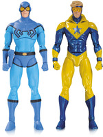 DC Comics Icons - Booster Gold & Blue Beetle 2-Pack