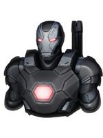 Marvel - Iron Man War Machine Mark III Bust Bank