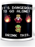 Legend of Zelda - Drink This Mug