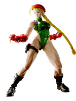 Street Fighter V - Cammy - S.H. Figuarts