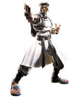 Street Fighter V - Rashid - S.H. Figuarts