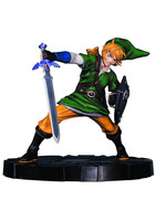 Legend of Zelda Skyward Sword - Link Statue