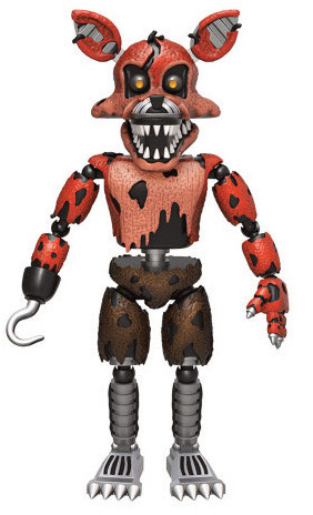 Five Nights at Freddy's - Nightmare Foxy