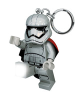 LEGO Star Wars - Captain Phasma Mini-Flashlight with Keychains