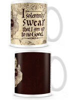 Harry Potter - Marauder's Map Heat Change Mug