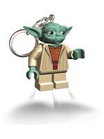 LEGO Star Wars - Yoda Mini-Flashlight with Keychain