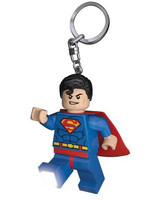 LEGO DC Comics - Superman Mini-Flashlight with Keychain