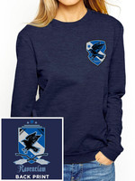 Harry Potter - Ravenclaw Ladies Crewneck Sweatshirt
