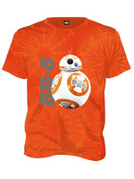 Star Wars - BB-8 Tie Dye T-Shirt