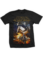 Star Wars - Phasma Composition T-Shirt