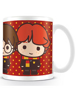 Harry Potter - Kawaii Harry Ron Hermione Mug