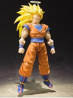 Dragonball Z - SSJ 3 Son Goku - S.H. Figuarts
