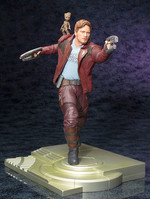Guardians of the Galaxy - Star Lord with Groot - Artfx+