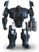 Transformers - Barricade Robot Diecast Model - 1/64